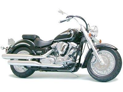 タミヤ 1/12 オートバイシリーズ No.80 ヤマハ XV1600 ロードスター プラモデル 14080