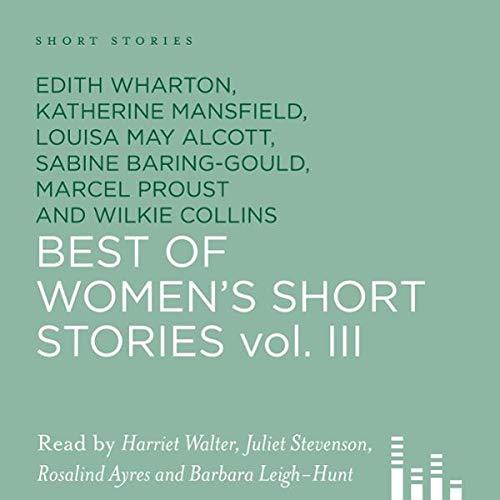 Best of Women's Short Stories, Volume 3 cover art