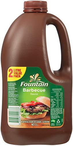 Fountain Barbecue Sauce, 2L