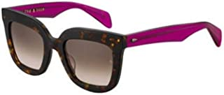 Sunglasses Rag and Bone Rnb 1002 /S 00T4 Havana Pink / 70 brown lens