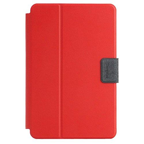Targus THZ64303GL - Funda giratoria Universal SafeFit para Tablet de 7'' a 8'', Color Rojo