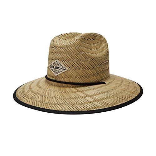 Billabong Damen Tipton Straw Sun Hat Sunhat, Schwarz/Mint, Einheitsgröße
