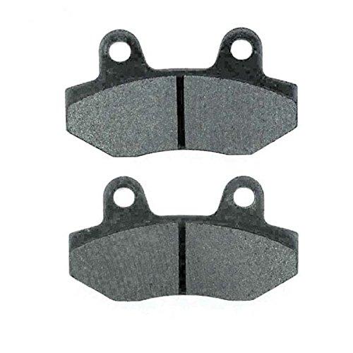 MetalGear Bremsbeläge vorne L für Hyosung XRX 125 SM Supermoto 2007 - 2011