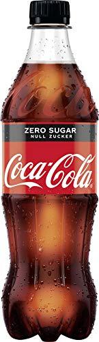 Coca-Cola Limonade, Zero Sugar 0.5 l (EINWEG inkl. EUR 0.25 Pfand)