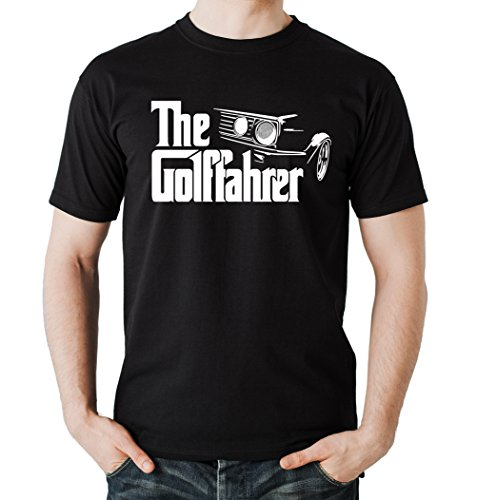 Certified Freak The Golffahrer T-Shirt Black XL