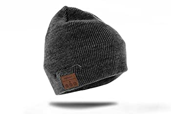 Tenergy Wireless Bluetooth Beanie Hat with Detachable Stereo Speakers    Microphone 8ea2bd700497