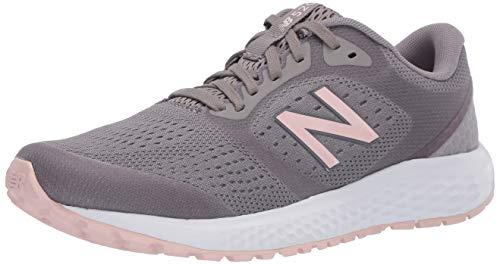 New Balance womens 520 V6 Cross Trainer, Marblehead/Peach Soda/Black, 7.5 US