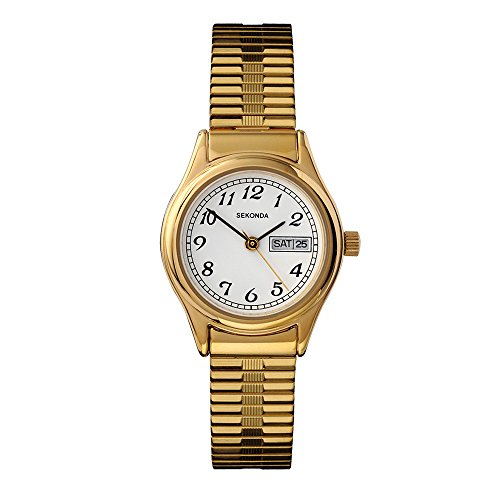 Sekonda 4924.27 Ladies Gold Plated Dress Watch