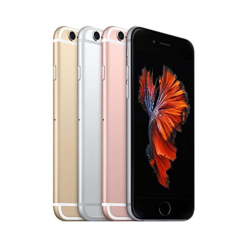 Apple iPhone 6s 128GB Roségold (Generalüberholt)