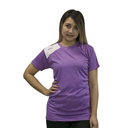 Softee – T-Shirt Full Femme Couleur Violet Taille S