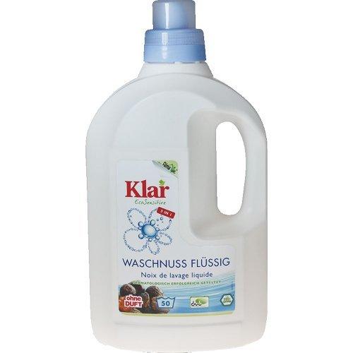 Klar Bio Waschnuss Flüssig (1 x 1,50 l)