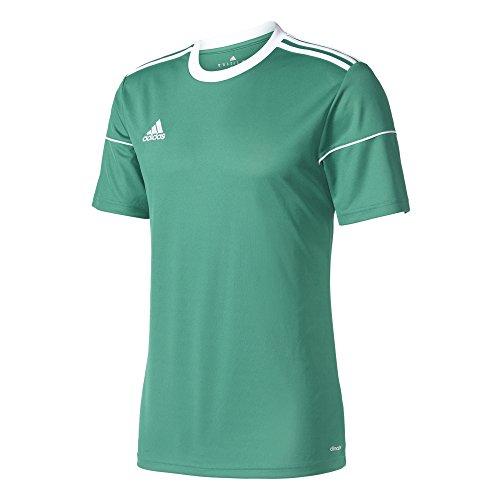 adidas Herren Squad 17 Jsy Ss T-shirt, bold green/White, 140