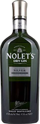 Nolet 's Dry Gin Silver (1 x 0,7 l)