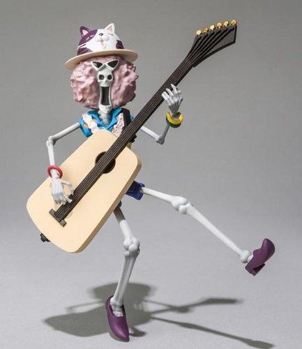 One Piece Chouzoukei Damashii Film Z Opening * Figurine : Brook (11cm)