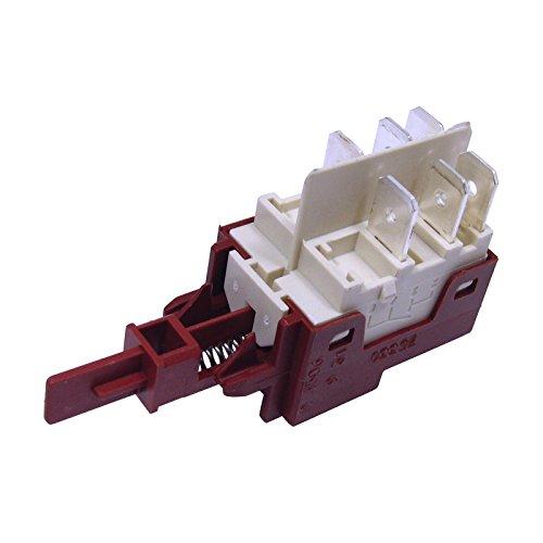 Electrolux Geschirrspüler Druckknopf Ein Aus Schalter