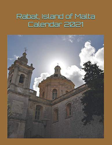 Rabat, Island of Malta Calendar 2021