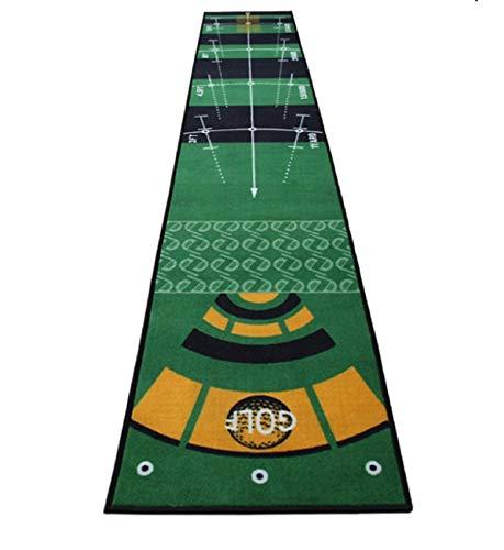 LL-Golf® Golf Puttingmatte in 300 x 50 cm/Putting Übungsmatte/Putt Matte