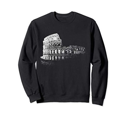 Roma Coliseo Italia Italia Anfiteatro Romano Me encanta Roma Sudadera