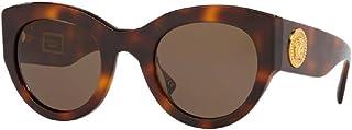 Versace VE4353 Cat Eye Sunglasses For Men For Women+FREE Complimentary Eyewear Care Kit