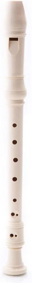 NEW Genuine Free Shipping 8 Holes Teacher Approved White Flute Ivory Mesa Mall Recorder Soprano