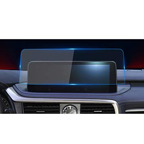 Glingfjz para Lexus RX300 RX450 2020 Protector de Pantalla de navegación de Coche Película de Vidrio Templado Accesorios de Pantalla táctil