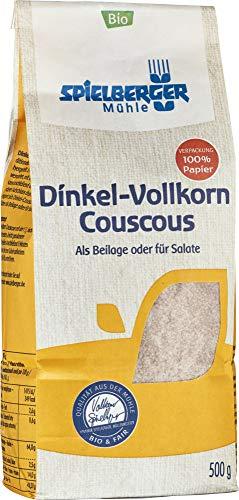 Spielberger Bio Dinkelvollkorn Couscous, kbA (1 x 500 gr)