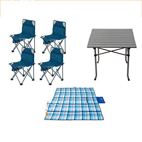 Silla plegable de playa o camping ligera, con bolsa de transporte para senderismo, pesca, acampada, playa, festival de viaje, al aire libre, capacidad de carga máxima: 200 kg moderno Size 6