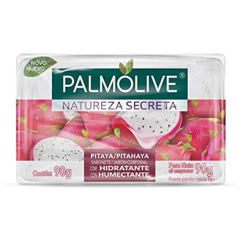 Sabonete Em Barra Palmolive Natureza Secreta Pitaya 90G