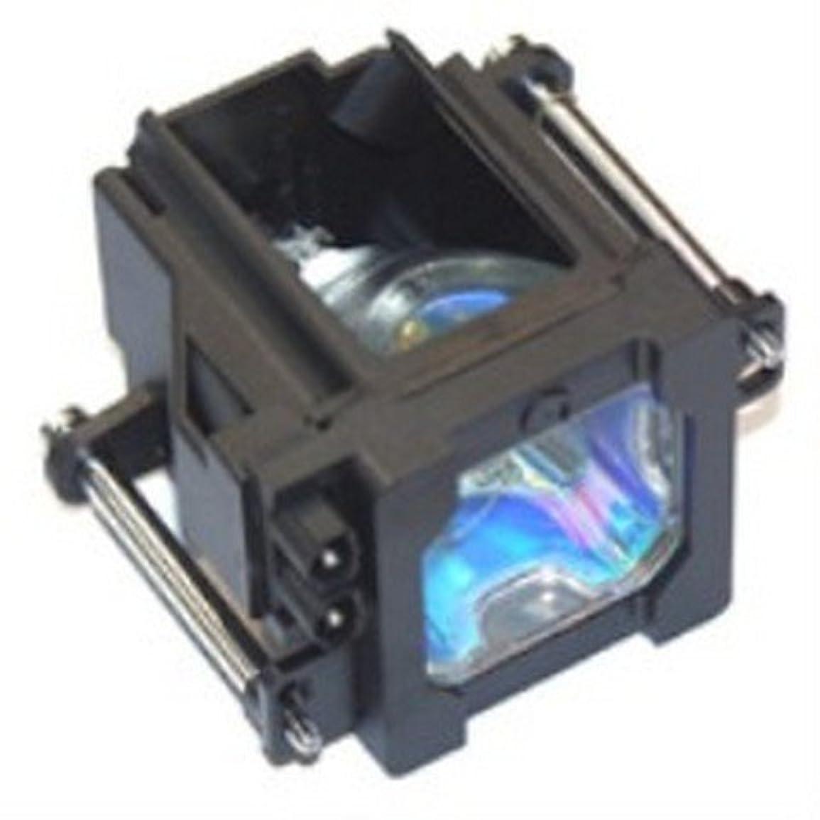 検索エンジンマーケティング一部おんどりJVC hd-56g657テレビ背面投影ランプアセンブリwithオリジナルバルブ内側