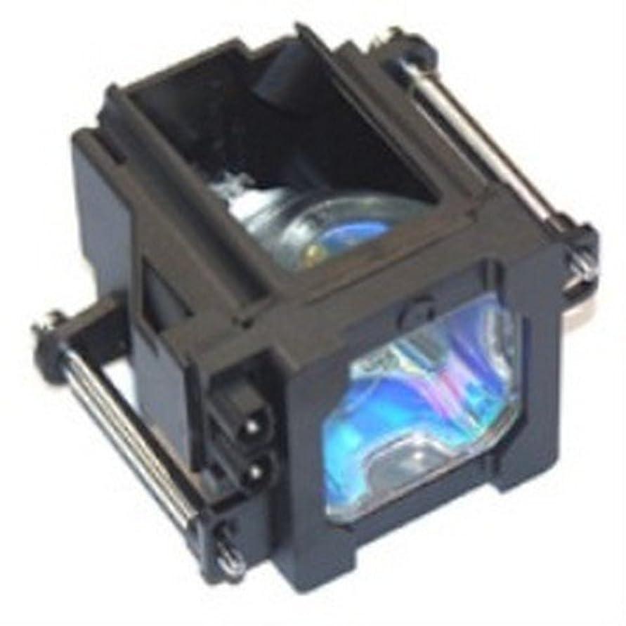 フォアマン旅行代理店スタッフJVC hd-61z886投影テレビランプアセンブリで高品質オリジナル電球の内側