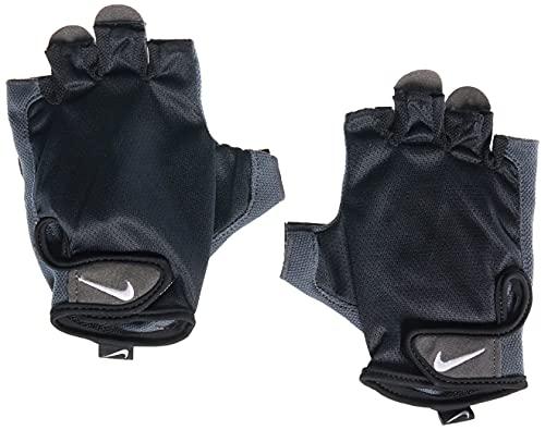 Nike Guante de gimnasio Essential Gloves (L, negro)