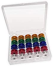25 Aluminium Bobbins for Juki ddl 8700 Straight Stitch Sewing Machine Singer Brother consew Industrial Sewing Machines