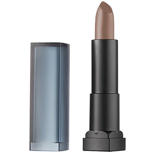 Maybelline New York Color Sensational Nude Lipstick Powder Matte Lipstick, Carnal Brown, 0.15 Ounce (Pack of 1)