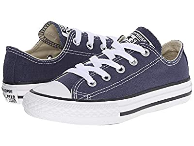 Converse Kids Chuck Taylor(r) All Star(r) Core Ox (Little Kid) (Navy) Kids Shoes