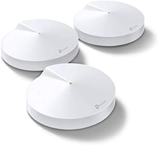 TP-Link Deco Whole Home Mesh WiFi System (3-Pack) - Works with Amazon Alexa, Up to 510 sq.m. Coverage (Deco M5 3-Pack)