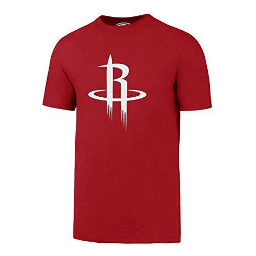OTS Camiseta Rival de la NBA para Hombre, Color Rojo, XL