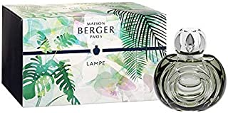 Lampe Berger Immersion - Frasco de cristal (9,3 cm), color verde