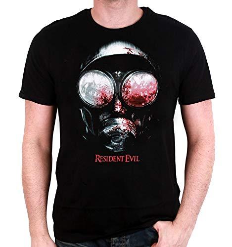 Cotton division Tshirt Resident Evil - Hunk