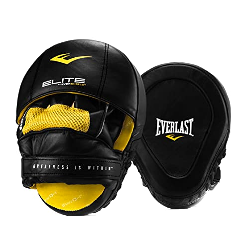 Elite Leather Mantis Punch Mitts