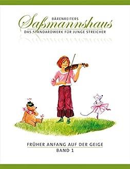 Kinder Geige Bild