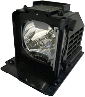 Mitsubishi wd-73c11 Compatible Replacement Rptv Lamp Bulb with Housing