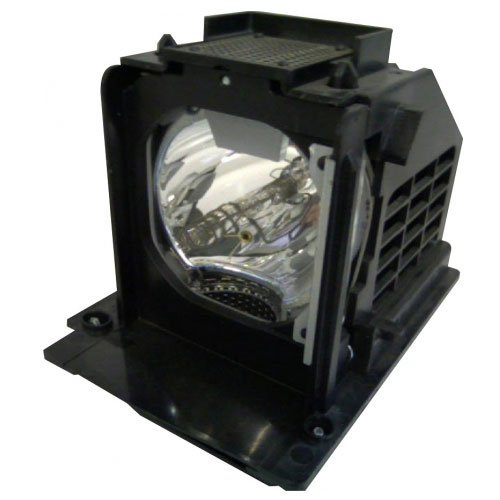 Mitsubishi wd-73640 Compatible Replacement Rptv Lamp Bulb with Housing