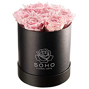 Soho Floral Arts | Real Roses That Last a Year and More| Fresh Flowers |Eternal Roses in a Box …