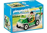 Playmobil 5437 Camping Service Cart with Ranger and Many Tool(並行輸入)