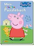 Peppa: Mein buntes Puzzlebuch: Kinderbeschäftigung ab 3 Jahren (Peppa Pig)