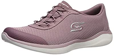 Skechers Women's Envy-Good Thinking Sneaker, MVE, 10 M US
