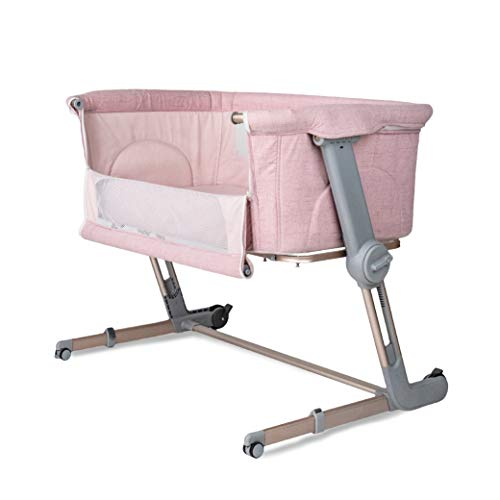 Unilove Bassinet and Bedside Sleeper, Hug Me Plus | Portable Travel Crib...