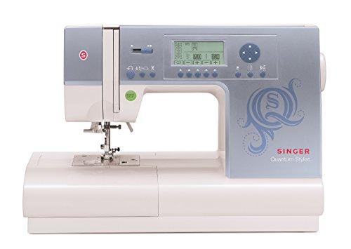 SINGER Quantum Stylist 9980 Computerized Sewing Machine