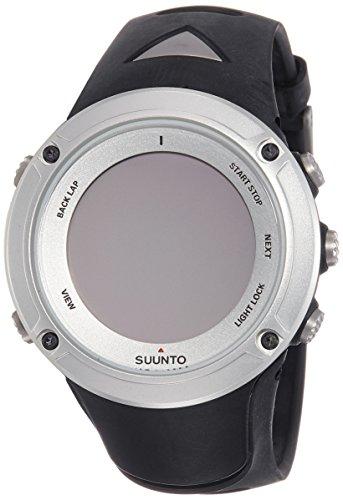 Suunto Ambit2 (HR) Reloj con GPS Integrado, Unisex, Negro/Plateado