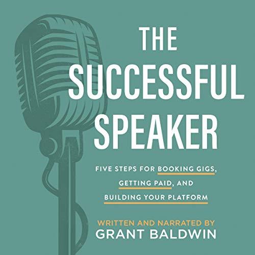 The Successful Speaker audiobook cover art